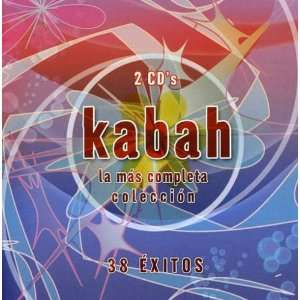 La Mas Completa Coleccion Kabah Music