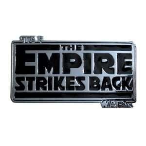 Star Wars Empire Strikes Back Belt Buckle Toys & Games