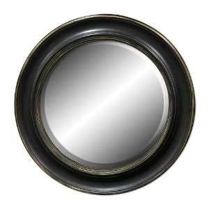 Enchante Accessories Black Wall Mirror