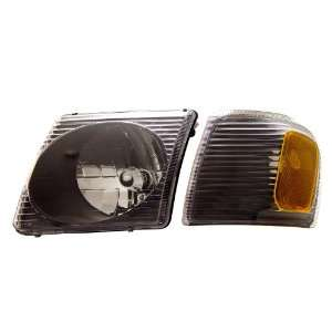 : Ford Explorer Sport Trac Head Lights/ Lamps Performance Conversion