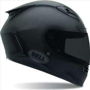 Bell Powersports 2012 Star Carbon Street Full Face Helmet (Matte Black