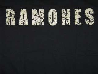 THE RAMONES FOREVER MENS PUNK ROCK T Shirt Size XL
