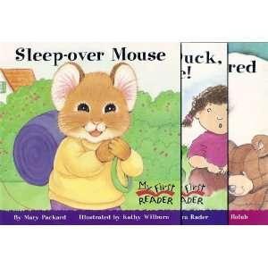 Book Set): Kirsten Hall, Mary Packard, Laura Rader, Joan Holub: Books