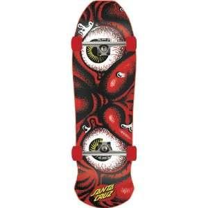 Santa Cruz Roskopp Monster Rob Red Complete 10.7x36.3