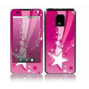 Pink Stars Design Decorative Skin Cover Decal Sticker for LG T mobile