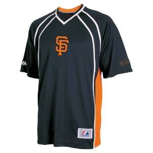 MLB San Francisco Giants Youth Impacto V Neck Jersey