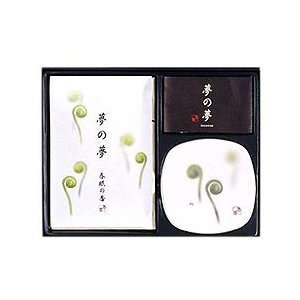 Fiddlehead Fern Gift Set   Nippon Kodo Yume No Yume (Dream