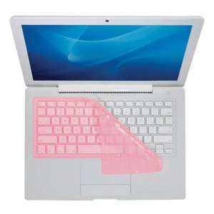 Macbook Pro Unibody Keyboard Cover Pink Silicone Ultra Thin