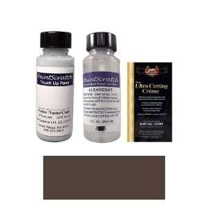 1 Oz. Cappucino Brown Metallic Paint Bottle Kit for 1991 Honda