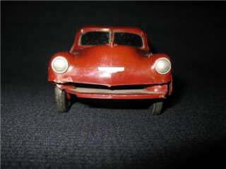 1951 CHEVROLET FLEETLINE PMC BANK DEALER PROMO MODEL TOY CAR PARTS