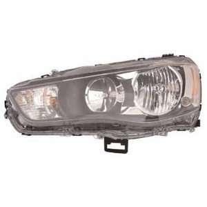 Headlight Assembly for 2010 2011 Mitsubishi Outlander Left/Driver Side