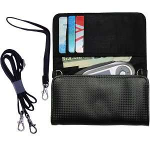 Black Purse Hand Bag Case for the Insignia Kix NS 1A10F NS