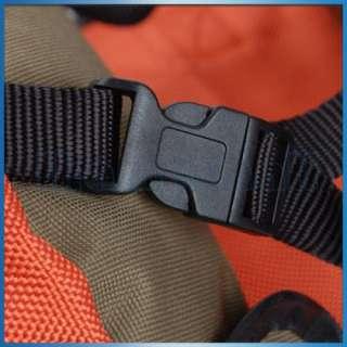 Pet Dog Travel Hiking Saddle Bag Backpack Harness Pack