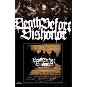 Death Before Dishonor   Posters   Limited Concert Promo