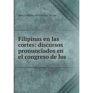 Parlamentaria Del Archipielago Filipino (Spanish Edition): Marcelo