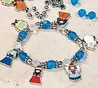 Christmas Nativity Charm Bracelet Bead Craft Kit Kids