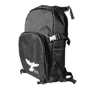 Black Travel Hiking Camping Carrier Laptop Backpack Bag Electronics