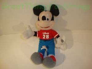 Lot 2 Toy Plush Animal Disney Mickey Mouse Frog Legs TY