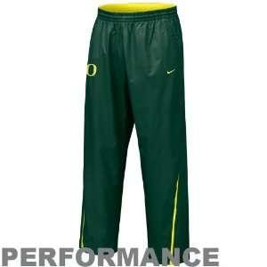 Nike Oregon Ducks Green Fumblerooskie Performance Pants
