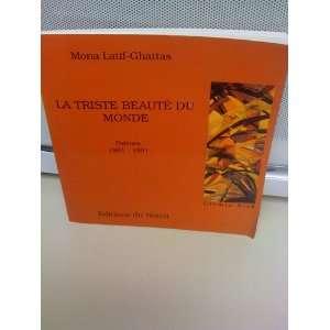 1981 1991 (French Edition) (9782890182684): Mona Latif Ghattas: Books