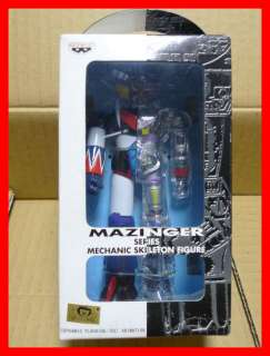 GOLDRAKE GRENDIZER GOLDORAK MECHANIC BANPRESTO