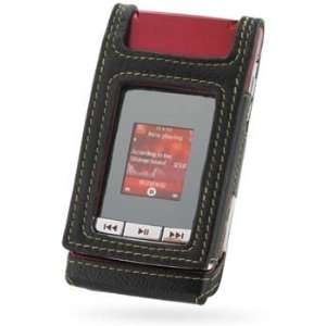EIXO luxury leather case BiColor for Nokia N76 Business