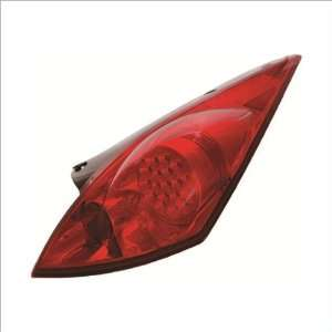 IPCW Red Led Tail Lights (1 Pair) 03 08 Nissan 350Z Automotive