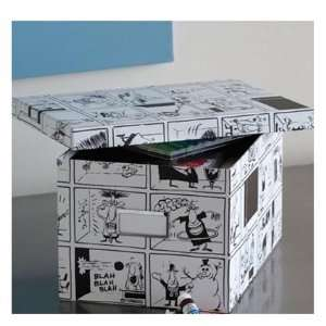 Design Ideas OfficeLife, DVD Box with lid Home & Garden