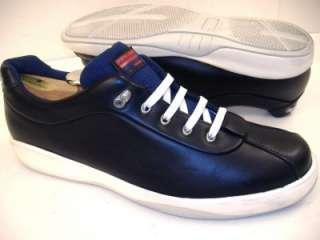 Salvatore Ferragamo Mens Black Dress Casual Boat Shoes Sneakers Lace