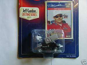 1997 WINNERS CIRCLE 1:64 JEFF GORDON SPRINT CAR #40