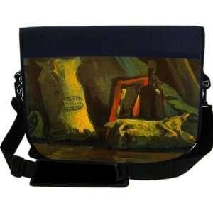 Van Gogh Art Two Sacks NEOPRENE Laptop Sleeve Bag