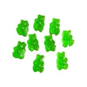 Gummi Bears   Green Apple, 5 lbs Grocery & Gourmet Food