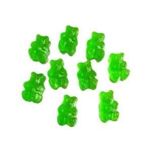 Gummi Bears   Green Apple, 5 lbs Grocery & Gourmet Food
