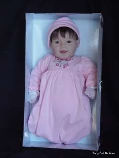 Cuddle Babies ♥~ Mothers Joy ♥~ Brunette Baby Doll *