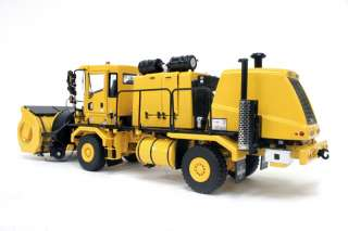 Oshkosh H Series Snow Blower & Plow YELLOW 1/50 TWH