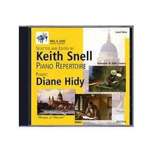CDs, Romantic & 20th Century (Neil A. Kjos Piano Library, Level Nine