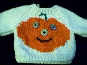 Halloween Jack O Lantern Sweater Fits Build A Bear
