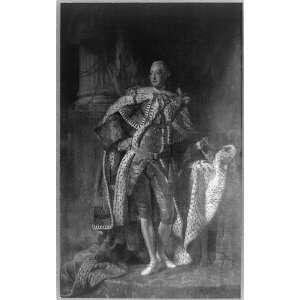 III, King of Great Britain,Shackleton, John 1890