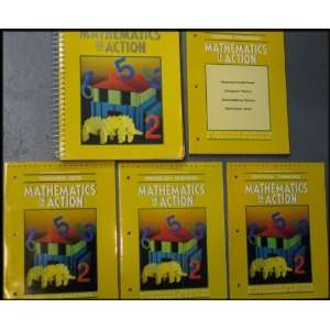 Mathematics in Action 5 Book Set Teachers Edition, Teacher