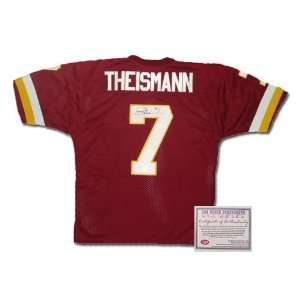 Joe Theismann Washington Redskins NFL Hand Signed