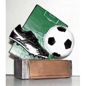 Soccer Trophy, High Quality Heavy Duty Polyresin Sports