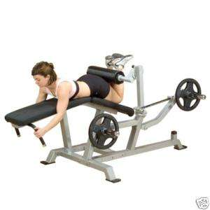 Body Solid Leverage Leg Curl Machine LVLC