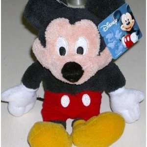 Disney Mickey Mouse Stuffed Plush Pal Bean Bag Figure Toys & Games