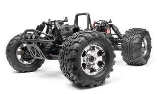 HPI Savage Flux HP Brushless RTR Truck 104240 w/ 2.4GHz Radio