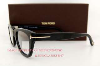 New Tom Ford Eyeglasses Frames 5178 001 BLACK for Men 664689510214