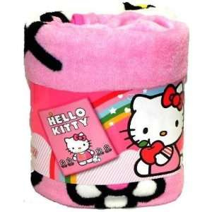 Helllo Kitty Plush Throw Blanket 3066837