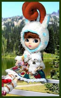 Greggia Pullip Doll HTF Ram Outfit Jun Planning