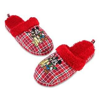 Disney Mickey Mouse Clubhouse Toddler/Little Kid Mickey Slipper Shoes