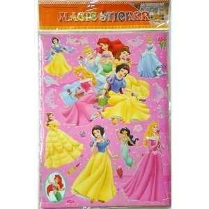 Disney Princess Magic Wall Window Stickers Decals