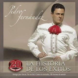 Mi Forma De Sentir Pedro Fernandez Music